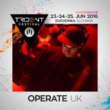 VIBEZ - OPERATE - Trident Festival 2016 Promo Mix