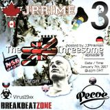 The JJPinkman's BBB3Some Show #9.3: Jprime's Guest Mix [07th January 2017] | NSB RADIO