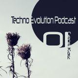 Gene Karz - Techno Evolution Podcast #01