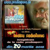 Daca doriti sa ascultati teatru radiofonic de la RadioProdiaspora