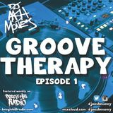 """Dj AAsH Money Presents """"Groove Therapy""""  Episode 1"""