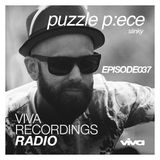 Viva Recordings Radio 037 :: Puzzle Piece Live @ THIS! (LA Edition)