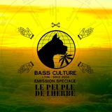 Bass Culture Lyon S09ep15b - Le Peuple de l'Herbe (Dj N'Zeng mix)