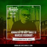 Marcus Visionary - The Visionary Mix Show 044 - Kool London - Tues Jan 10th 2017