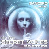 Secret Voices 53 (Spring 2020)