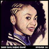 DEEP SOUL RADIO SHOW – EPISODE 30