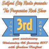 Progressive Rock show broadcast 4.1.17 on Salford City Radio 94.4 FM