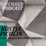 Kostja Picolin - DIB Podcast NOV13