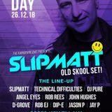 DJ PURE - Oldskool Trance/Techno/Hard House set @Slipmatt Boxing day (Rainbow Rooms)