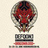 Tha Playah @ Defqon.1 Weekend Festival 2016 - Black Stage
