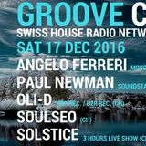 DJ Oli-D Exclusive Live on GrooveCH radio 17.12.2016