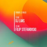 Filip Stefanovski b2b Lans@Vinyl 09.03.2018