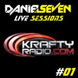 Daniel Seven Sessions @ Kraftyradio #01 (14.02.2015)