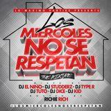 DJ El Nino - Los Miercoles No Se Respetan Mixtape (Merengue Set) (2014)