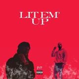 JVP - LIT EM UP - RNB x HipHop Club Mix DJ SET