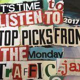 WMNF 88.5 Monday Traffic JAMS 1-22-18