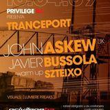 John Askew LIVE @ Privilege, Buenos Aires