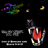 RAW mix series Vol.5 Live @ Bowling and Beats 9-11-17