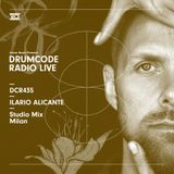 DCR435 – Drumcode Radio Live - Ilario Alicante Studio Mix in Milan