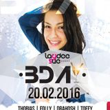 B - DAY LayDee Sue | 20.2.2016 |Reset Night Club - Vranov Nad Topľou | Thobias, Robin, Folly, Elizz
