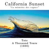 California Sunset - Toto - A Thousand Years (1988)