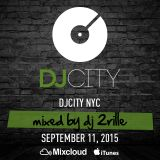 DJ 2Rille - Friday Fix - Sept. 11, 2015
