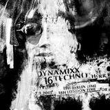 Herr Bert - DYNAMIXX TECHNO #16 - 07.09.2013