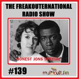 The FreakOuternational Radio Show #139 Honest Jons Special 24/05/2019