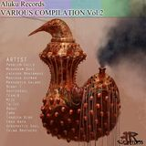 Aluku Records Various Compilation Vol 2 Preview Mix 2016