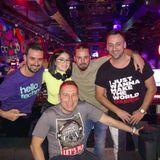 Partydul KissFM ed502 vineri - ON TOUR After Eight Cluj Napoca cu Dj Jonnessey, Aner, Ellie Mary