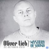 Oliver Lieb Podcast October 2013 - Guestmix for Mystery of Sound