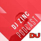 DJ Mag Weekly Podcast: DJ Zinc