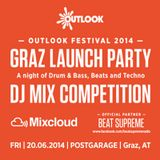 Outlook Launch Graz Mix competition – Dubnius