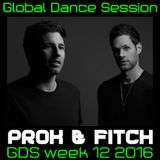 Global Dance Session Week 12 2016 Cheets With Prok & Fitch