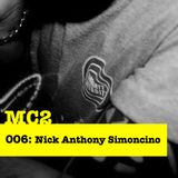 MC2.006. Nick Anthony Simoncino