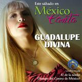 Guadalupe Divina en DIVINA RADIO LA VOZ DEL ANGEL programa del 7 de julio 2014 faceta compositora