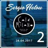 Sergio Helou @ Cafe Milano 28.04.2017 Part 2