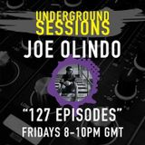 127 Episodes #005 recorded live on The Underground Sessions 07/12/18