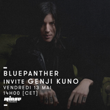 Bluepanther invite Genji Kuno - 13 Mai 2016
