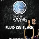 Global Dance Mission 493 (Fluid On Black)