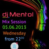 Dj Mentol @ Dj Radio - Mix Session (05.06.2013)