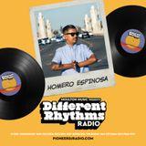 Moulton Music pres Different Rhythms #007 - Homero Espinosa