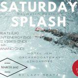 Saturday Splash (Live @ Hotel Jen)