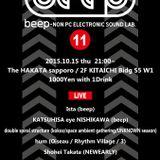 beep11[LIVE]2015.10.15