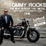 Tommy Rocks Feb 17,17 on @SalfordCRadio