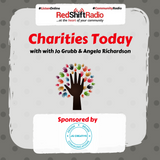 #Charities Today - 19 July 2019 - Angela Richardson with Adam and Sarah  Team Lewis Trust