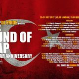 Cem Ermis & Burak Colak - THE SOUND OF TRAP 1st Anniversary on pure.fm at july 2012