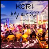July mix 2017 (festival mood)