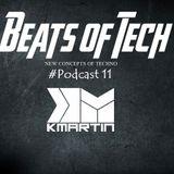 K. Martin @BEATSOFTECH #Podcast 11