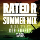 Rated R Summer Mix 2015 - Mixed Live By Rob Pursey